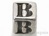 アルファベットパーツ【B】キューブ6mm