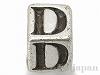 アルファベットパーツ【D】キューブ6mm