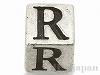 アルファベットパーツ【R】キューブ6mm