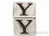 アルファベットキューブ (Y) 6×6mm