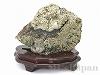 パイライト原石(木製台座付)170×200×100