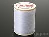 1 #50×300m デリカビーズ織り専用糸(ホワイト)