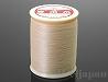 2 #50×300m デリカビーズ織り専用糸(ベージュ)