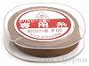 6 #60 デリカビーズ織り専用糸(こげ茶) ×50m