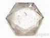 天然水晶(六芒星)カット59×52×16mm