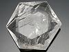 天然水晶(六芒星)カット50×44×16mm