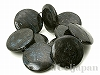 40mm コイン ブラックラブラドライト