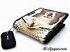 スネーク財布(頭付)