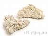 あられ石/アラゴナイト7〜9cm(原石) 2個