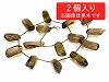 22〜35mm タンブル スモーキークォーツ ×2個