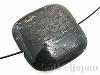 ブラックラブラドライト15mm(正方形) 1個