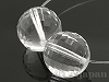 天然水晶12mm(丸玉全面カット) 2個