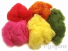 ワンダーウール 5色セット (ブライトピンク/レッド/ライトイエロー/ブライトオレンジ/フォレストグリーン) 合計25g