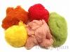 ワンダーウール 5色セット (ライトイエロー/ブライトオレンジ/スキン/レッド/イエローグリーン) 合計25g
