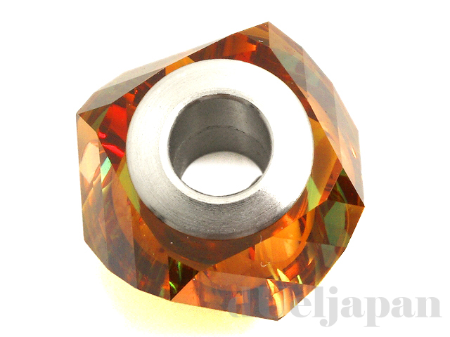 クリスタルコパー14mm(#5920/ビーチャームドヘリクス)