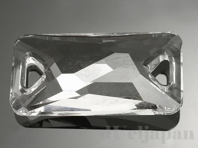 クリスタル 30×15mm (#3251/スペースカット)