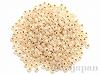 #196 3mm 18金メッキガラスビーズ(丸大) ×10g【アラバスゴールドライン(純金メッキ)】