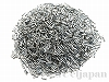 【大袋】TW3935 2×6mmツイストツートンビーズ ×100g【クリスタル/モンタナ銀引】