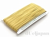 金天馬ワックスコード 丸紐 2mm(黄) ×50m 日本製