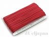 金天馬ワックスコード 丸紐 2mm(赤) ×50m 日本製