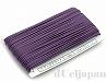 金天馬ワックスコード 丸紐 2mm(紫) ×50m 日本製