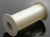 1mm 金天馬モビロンゴム糸(ポリウレタン) クリア ×約300m