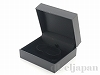 ブレスレットケース 10.2×8.7cm (黒)