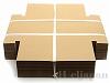 厚さ2cm ダンボール箱(A4変形サイズ) 30×24cm 50枚セット