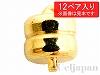 強力マグネットクラスプ 8×6mm (ゴールドカラー) ×12個
