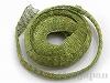 12 メタルメッシュリボン(グラスグリーン) ×1m