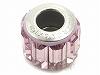 ライトアメジスト 10.5mm (#80301/ビーチャームド パヴェ)