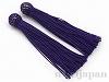房(ふさ) 9.5cm 紫 ×2本