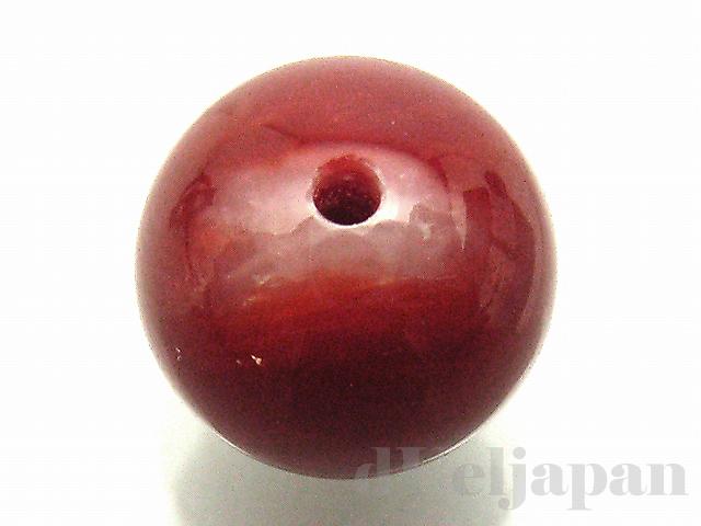 天然紅珊瑚7.5mm(丸玉)