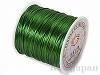カラーゴム(平/緑)70m×0.8mm