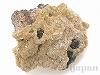 トルマリン共生水晶原石×452g
