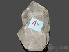 水入り水晶(ナチュラルポイント) 99g