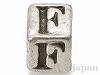 アルファベットパーツ【F】キューブ6mm