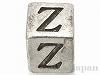 アルファベットキューブ (Z) 6×6mm