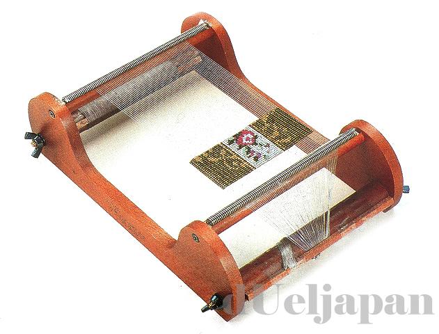 織り幅14cm LM-6 デリカビーズ専用織機(中)