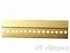 ブローチ金具高級型45mm×12mm