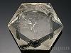天然水晶(六芒星)カット41×36×13mm