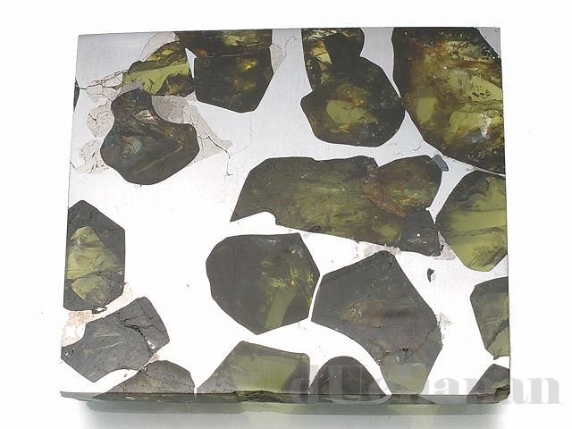 エスクエル隕石(スライス)32×28×2.5mm