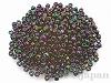 TR454 2.5mmトライアングルビーズ ×10g【紫玉虫】