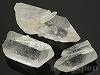天然水晶原石(ポイント)57mm〜110mm