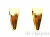 K14GF 口開きバチカン 5.7×2.7mm ×2個