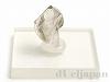 天然水晶 エレスチャル9×16mm