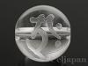 梵字天然水晶10mm(丸玉/タラーク/素彫り)
