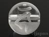 梵字天然水晶10mm(丸玉/カーン/素彫り)