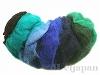 ワンダーウール 7色セット (青/緑) 合計70g