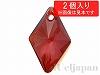 レッドマグマ 19mm (#6320/ロンバスペンダント) ×2個